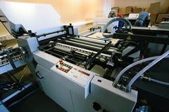 Máquina poligráfica nova foto de stock royalty free