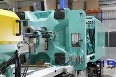 Máquina que moldea de la inyección Imagen de archivo libre de regalías