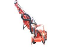 Máquina resistente isolada Imagem de Stock