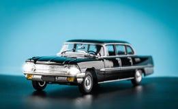 Máquina retro do brinquedo do vintage Fotos de Stock Royalty Free