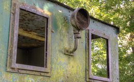 Máquina rosted vieja Imagen de archivo