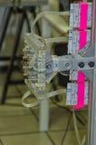 Máquina thermographic experimental no laboratório imagens de stock royalty free