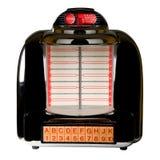 Máquina tocadiscos del vintage Imágenes de archivo libres de regalías