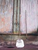 Máquina velha da destilação Foto de Stock