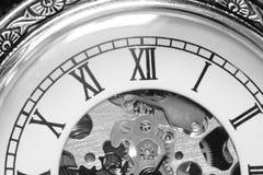 Máquina velha do relógio Foto de Stock
