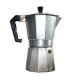 Máquina vieja común de Coffe de la imagen Foto de archivo