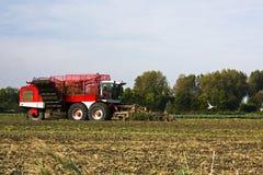 Máquinas da agricultura Imagem de Stock