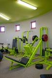 Máquinas da ginástica Imagem de Stock