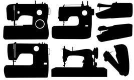 Máquinas de costura Fotos de Stock