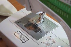 Máquinas de costura do pé de Presser foto de stock royalty free