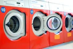 Máquinas de lavar Imagem de Stock Royalty Free