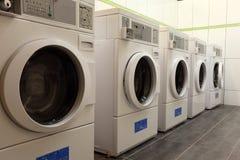 Máquinas de lavar Fotos de Stock Royalty Free