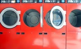 Máquinas de Wasching Foto de Stock Royalty Free