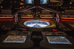 Máquinas del casino de Las Vegas imagen de archivo