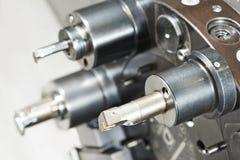Máquinas-instrumento do trabalho do metal Fotos de Stock