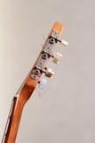Máquinas principales de la guitarra Imagen de archivo libre de regalías