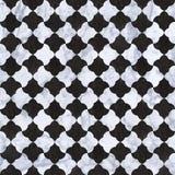 Mármol blanco y negro Foto de archivo libre de regalías