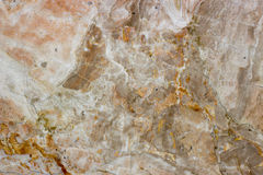 mármol con las venas rojas Imagen de archivo