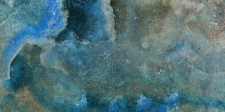 Mármol de ónix de la aguamarina, aguamarina textura de mármol oscura, mármol del piso del moho de la aguamarina, mármol de alta r imagen de archivo
