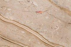 mármol hermoso natural en colores calientes y brillantes Foto de archivo libre de regalías