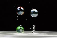 Mármoles del agua Fotografía de archivo libre de regalías