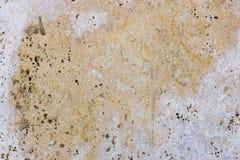mármore com veias vermelhas Fotografia de Stock Royalty Free