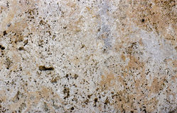 mármore com veias vermelhas Fotografia de Stock