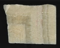 Mármore de alta qualidade Isolado no fundo preto teste padrão de mármore lustrado da pedra corte natural Fotografia de Stock