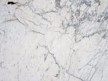 Mármore de Carrara Foto de Stock Royalty Free
