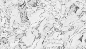 Mármore encaracolado branco fotografia de stock royalty free