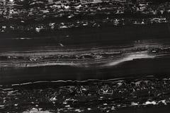 Mármore preto textura natural modelada dos testes padrões Imagem de Stock Royalty Free