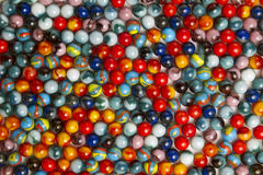 Mármores coloridos Imagem de Stock