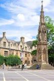 Mártires conmemorativos en Oxford, Inglaterra Imagenes de archivo