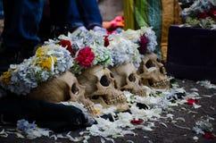 Más allá de muerte imagen de archivo