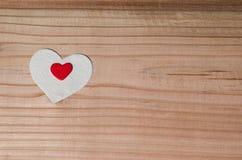 Más corazones, decirle te amo Fotografía de archivo