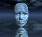 Máscara stock de ilustración