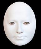A máscara fotografia de stock