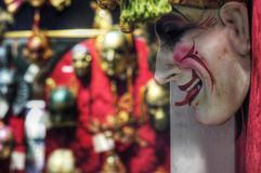 A máscara. Fotografia de Stock