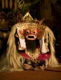 Máscara 2 de Barong Fotografía de archivo libre de regalías