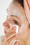 Máscara #21 de la belleza Imagenes de archivo