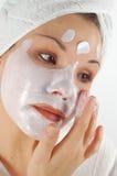 Máscara #21 de la belleza Imagen de archivo libre de regalías