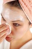 Máscara #21 de la belleza Fotografía de archivo libre de regalías