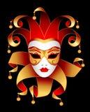 Máscara ilustração do vetor