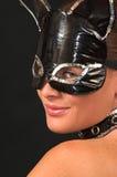 Máscara 3 del juego del gato Imagenes de archivo