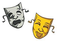 Máscara Imagens de Stock Royalty Free