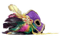 Máscara 7 del carnaval Imagen de archivo libre de regalías