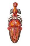 Máscara africana 2 Imágenes de archivo libres de regalías
