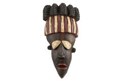 Máscara africana imágenes de archivo libres de regalías