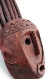 Máscara africana agradable Imágenes de archivo libres de regalías