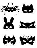 Máscara animal Imagem de Stock Royalty Free